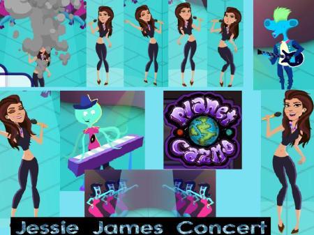 jessie james concert